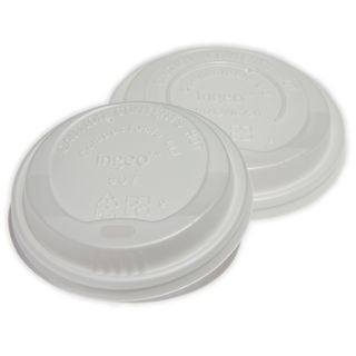 Lid for 4oz Hot Cup - Ecoware