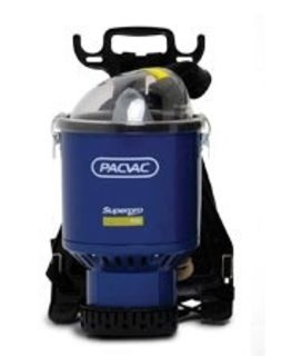 Pacvac Superpro 700OS Backpack Vacuum Cleaner