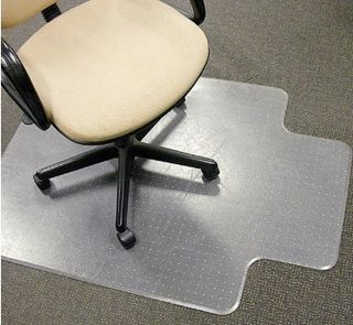 Under-Desk Mats - Chairmats - Glomesh
