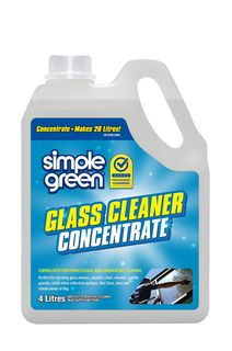 Glass and Mirror Cleaner Concentrate - Simple Green