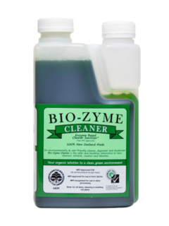 Bio-Zyme Enzyme Based Cleaner Antibacterial Sanitiser 1Litre