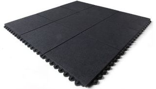 Cushion Foot Solid - All Purpose Matting - Glomesh
