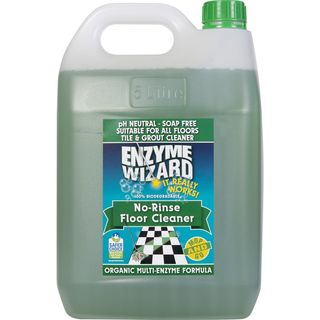 No Rinse Floor Cleaner Concentrate 5Litres - Enzyme Wizard