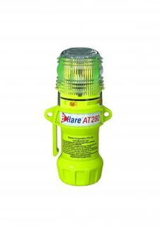 EFLARE 280 Series Intrinsically Safe LED Emergency Flare Dual Colour - Esko