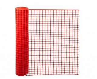 DURAMESH' Orange H/Duty Mesh, 30m roll - Esko
