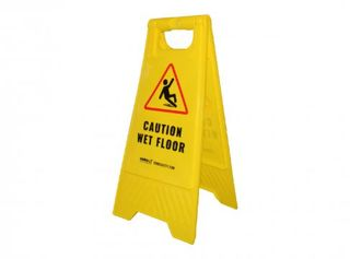 Floor Sign 'WET FLOOR' - Esko