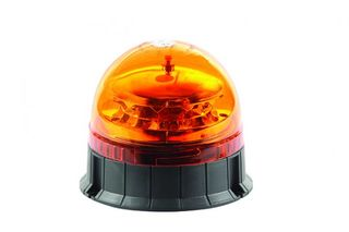 Altiflash LED flashing Beacon, 3 Bolt Mount - Esko