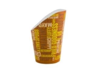 Chip scoop 12oz - Vegware