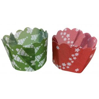 Paper Daisy Cup - Mixed Christmas Pack 25G - Confoil