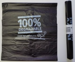 Biodegradable Rubbish Bag 750x890mm - Fortune