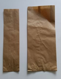 Bottle Paper Bag Large - Fortune