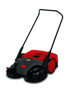 Haaga Battery Sweeper 677 Profi With Isweep - Filta