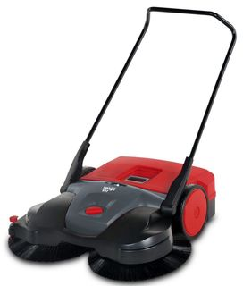 Haaga Sweeper 697 Profi With Isweep - Filta