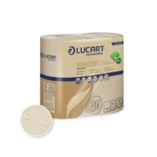 Toilet Rolls 2ply 400sh Recycled - EcoNatural
