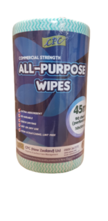 All Purpose Wipes (Green) - CPC NZ