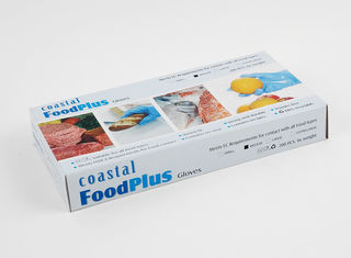 Foodplus Gloves Blue - Coastal