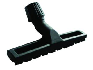 FILTA UNIVERSAL BRUSH FLOOR TOOL 31-36MM X 300MM WIDE - BLACK - Filta