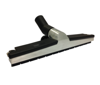 WESSEL WERK GRD370 BRUSH FLOOR TOOL 35MM X 370MM WIDE - ALUMINIUM/BLACK - Filta