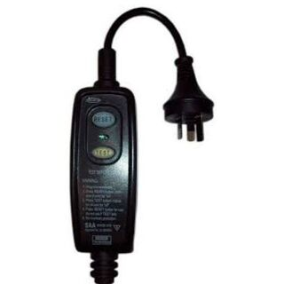 FILTA IN-LINE RESIDUAL CURRENT DEVICE 240V - BLACK - Filta