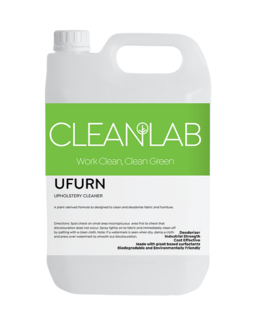 UFURN - upholstery cleaner - CleanLab