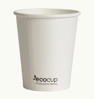 Copy from: 285mL Single Wall EcoCup (80mm) FSC® MIX WHITE - Ecoware