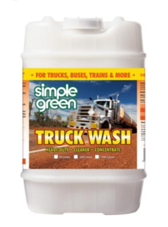Truck Wash Concentrate 208L - Simple Green