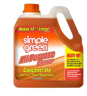 Orange Household Concentrate 1L  - Simple Green
