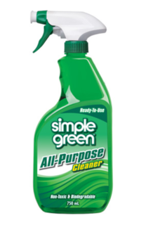 Ready to Use All Purpose Green Trigger 750 ml - Simple Green