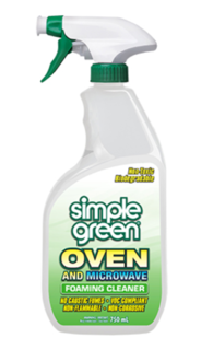 Ready to Use Oven Trigger 750 ml - Simple Green