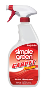 Ready to Use  Carpet Trigger 750 ml - Simple Green