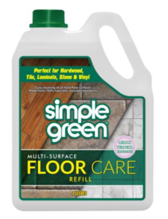 Multi Surface Floor Care 750ml - Simple Green