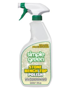 Ready to Use Stone Polish Trigger 650ml - Simple Green