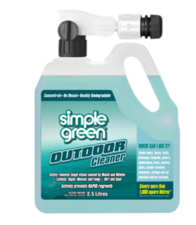 Outdoor Concentrate Refill 5L - Simple Green