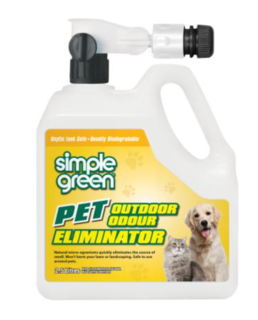 Pet Odour Eliminator Concentrate with Hose attachment