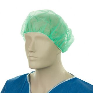 Bastion Bouffant Hat Green 21