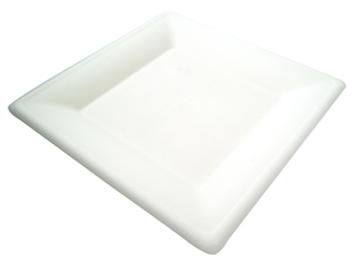 Tray 26x26cm Bagasse - Vegware - Pack or Carton
