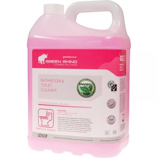 Bathroom/Toilet Cleaner Enviro - Green Rhino