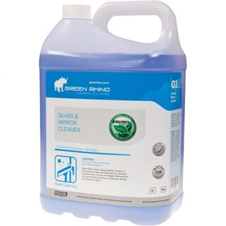 Glass & Mirror Cleaner Enviro - Green Rhino