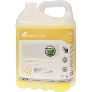 Floor Cleaner Neutral - Green Rhino