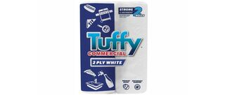 Commercial Paper Towel Twinpack 2 PLY 60s - Tuffy