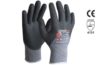 TOUCHLINE™ '3/4Back', Nitrile 3/4 dip Foam coat on Spandex -- Esko
