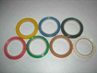 Tape Bag Seal PVC 12mm