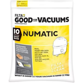 Numatic 1C 5 Pack