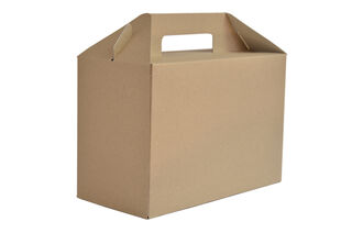Carry pack large 13 x 27 x 18cm high - Vegware
