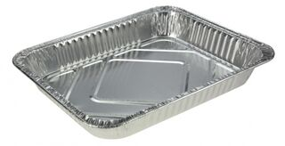 Rectangle Foil Catering Dish - Uni-Foil