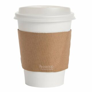 Sleeve for Hot Cup 90mm - Ecoware