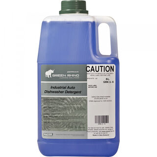 Industrial Auto Dishwasher Detergent - Green Rhino