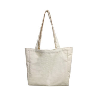 Tote with Gusset Bag Natural - Ecobags