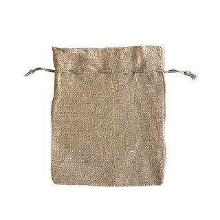 Drawstring Unlaminated Natural - Ecobags