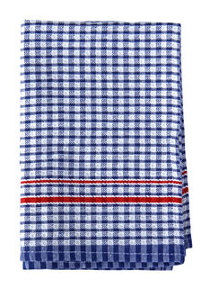 Tea Towel Blended Cotton 45x65 All Purpose Blue - Filta